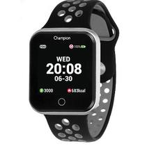 RELÓGIO CHAMPION UNISSEX SMART WATCH PRATA CH50006C -Cod Interno 030029328 -