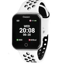 RELÓGIO CHAMPION UNISSEX SMART WATCH PRATA CH50006Q -Cod Interno 030029332 -