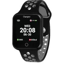 RELÓGIO CHAMPION UNISSEX SMART WATCH PRETO CH50006D -Cod Interno 030029329 -