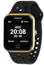 Relógio champion unissex smart watch preto ch50006u -