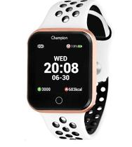 RELÓGIO CHAMPION UNISSEX SMART WATCH ROSÉ CH50006W - Cod interno 030029336 -