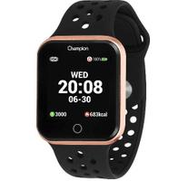 RELÓGIO CHAMPION UNISSEX SMART WATCH ROSÉ CH50006Z - Cod Interno 030029337 -