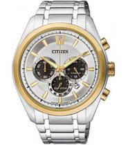 Relógio Citizen Ecodrive Ca4014-57a Tz30259s Titânio Safira -