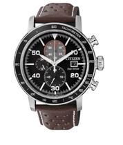 Relógio citizen masculino eco drive cronógrafo ca0641-24e / tz31187p -