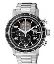 Relógio citizen masculino eco drive cronógrafo ca0641-83e / tz31187t -