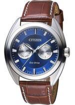 Relógio Citizen Masculino Ref: Tz21027f Eco-drive Solar -