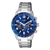 Relógio Citizen Masculino TZ31454F Prata -