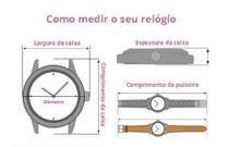 Relógio Citizen Quartz TZ20402H/BI1032-58A Pulseira de Aço Dourado -