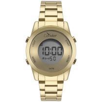 649b331b28e Relógio Condor Feminino Bracelete Digital Dourado COBJ3279AA 4D