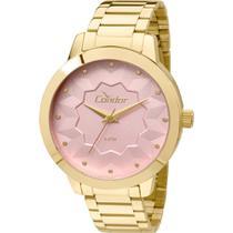 Relógio Condor Feminino Dourado CO2036KOF/4T -