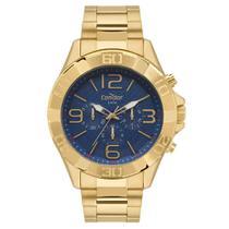 Relógio Condor Masculino Civic Dourado COVD54BD/4A -