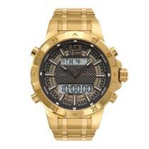 Relógio Condor Masculino Digital Dourado COBJK657AA/4X -