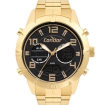 Relógio Condor Masculino Dourado - CO203AMSR/4P -
