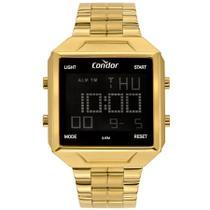 Relógio Condor Masculino Dourado COBJ2649AE/4D -
