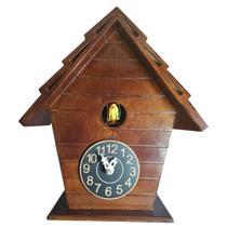 Relógio Cuco De Parede Herweg Em Madeira 5337-084 -