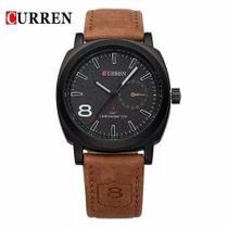 Relógio Curren 8139 Masculino Luxo Esportivo Original Barato -