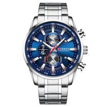 Relógio Curren 8351 Masculino Casual De Luxo -