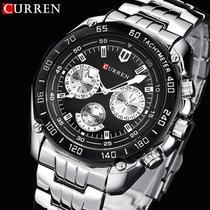 Relógio curren importado  modelo 8077 -