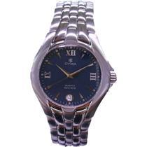 Relógio Cyma - Azul - 122.185 -