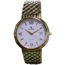 Relógio Cyma - Branco - 117.488 -