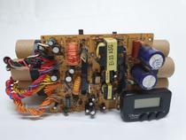 Relógio De Mesa Digital Decorativo Bomba Dinamite 25cm - Karin Grace