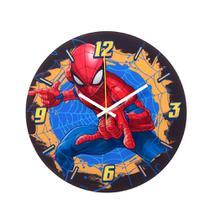 Relógio de Parede 30cm Marvel Homem Aranha -