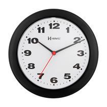 Relógio de parede 6103 - preto - Herweg -