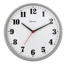 Relógio de parede 6126 - cinza - Herweg -