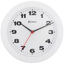 80570ca5b6a Relógio de parede analógico moderno mecanismo step tic tac herweg branco