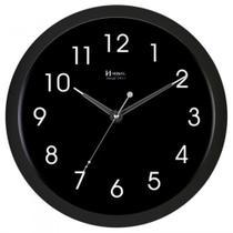 Relógio De Parede Com Iluminação Noturna Herweg 6809-034 -