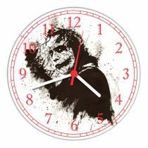 Relógio De Parede Coringa Batman Joker Decoração Quartz - Vital Quadros