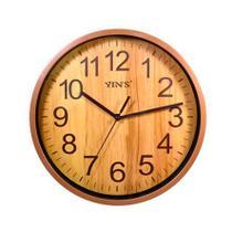 Relógio de Parede Cozinha ou Sala Redondo Grande  25cm CA - Imporiente