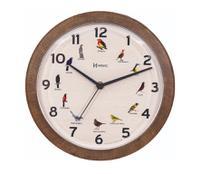 Relógio De Parede Decorativo Canto Dos Pássaros Passarinho Brasileiro. REF 6658 - Herweg