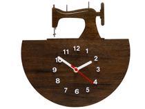 Relógio de Parede Decorativo - Modelo Máquina de Costura - Me Criative