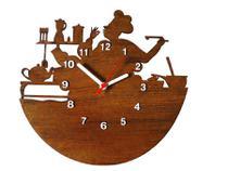 Relógio de Parede Decorativo - Modelo Mestre Cuca - Me Criative