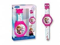 Relógio De Parede Frozen 47cms Dtc Mod 2 -
