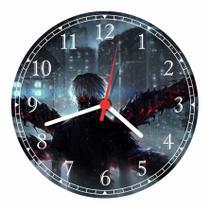 Relógio De Parede Game Devil May Cry Jogos Decoração Quartz - Vital Quadros