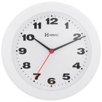 Relógio De Parede Herweg Branco Analógico 22cm - 6103 021 -