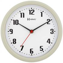 Relógio de Parede Herweg Marfim 6102-032 -