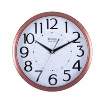 Relógio de Parede Herweg Redondo 6471 - Rosé -