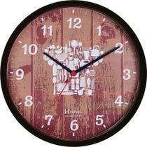 Relógio De Parede Herweg Ref: 660028-034 Cozinha -
