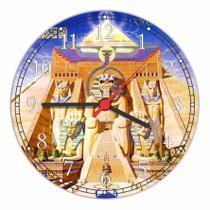 Relógio De Parede Iron Maiden Bandas Decoração Salas Quartz - Vital Quadros