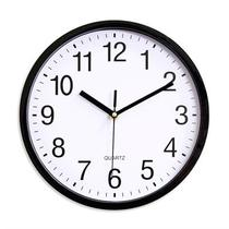 Relógio de Parede Moldura Colorida 27 cm Mundial - Maxclip