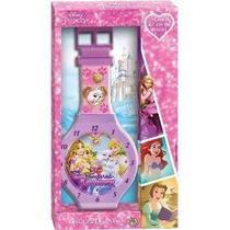Relógio De Parede - Princesas Da Disney - 47cm - Dtc -