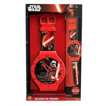 Relógio De Parede Star Wars 47cms Dtc -