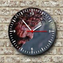 Relógio de parede tema catolico religioso paixão de cristo - modelo 1 - Armazem