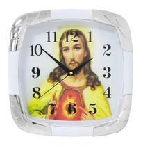 Relógio De Parede Ultima Ceia Jesus Cristão Decoração Sala Cozinha - Exclusivo