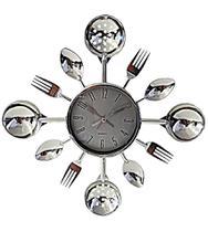 Relógio de Parede Utensílios De Cozinha 32 cm - Susan