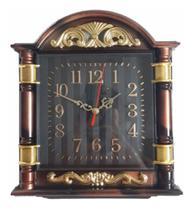 Relógio De Parede Vintage Musical Casa Cozinha À Pilha - Exclusivo