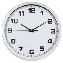 Relógio de Parede Whitte 30 cm Hauskraft -